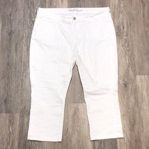 Old Navy Jean Capri Pants